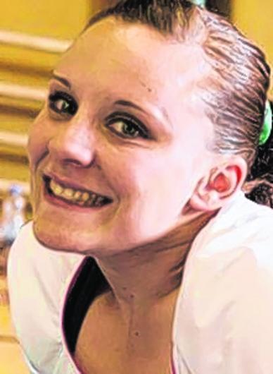 16.03.2012 - Turnerin Tina Jentsch kehrt nach ihrem schweren Sturz nicht auf ...
